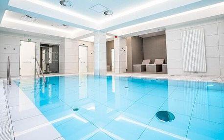 Karlovy Vary: ASTORIA Hotel & Medical Spa **** s bazénem, saunami, až 5 procedurami a polopenzí + dítě zdarma