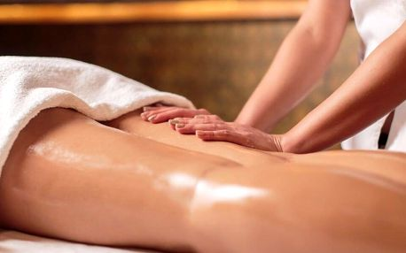 Lymfatická masáž s lymfodrenáží obličeje a krku