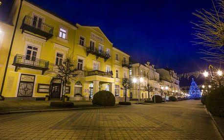 Západočeské lázně: Hotel Goethe spa & wellness