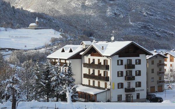 5denní Paganella se skipasem   Hotel Alle Rose***   Doprava, ubytování, polopenze a skipas