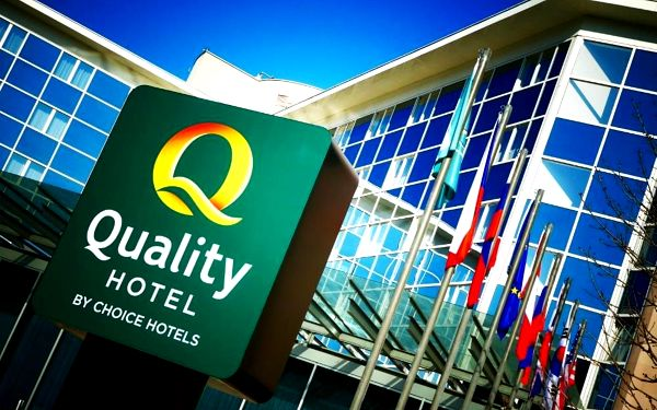 Quality Hotel Brno
