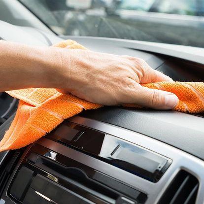 30–180 min. pro čistější vůz: od mytí po tepování