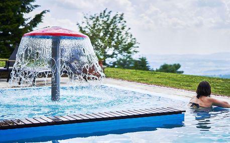 Letní Krkonoše v Hotelu Žalý*** se snídaní či polopenzí a využitím bazénů