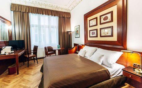 Magické Karlovy Vary s ubytováním v designovým pokojích a snídaní