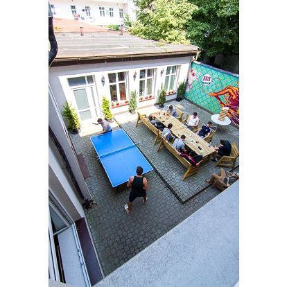 Praha: Brix Hostel