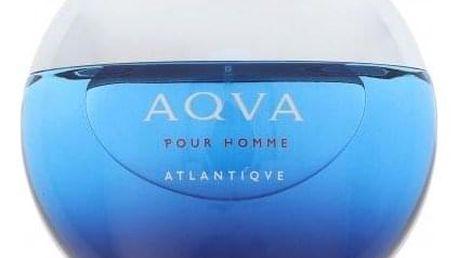 Bvlgari Aqva Pour Homme Atlantiqve 100 ml toaletní voda tester pro muže