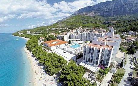 Chorvatsko - Tučepi na 8 dnů, polopenze
