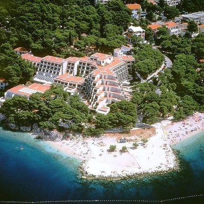 Chorvatsko - Brela na 2-31 dnů