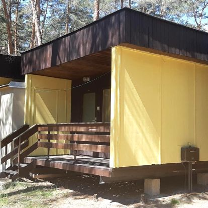Doksy, Liberecký kraj: Chatka 432 Máchovo jezero
