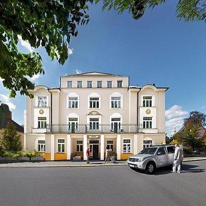 Západočeské lázně: Spa Holistic Hotel La Passionaria