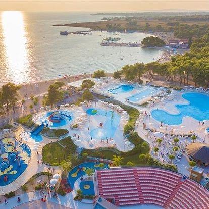 Chorvatsko - Zaton na 4-31 dnů