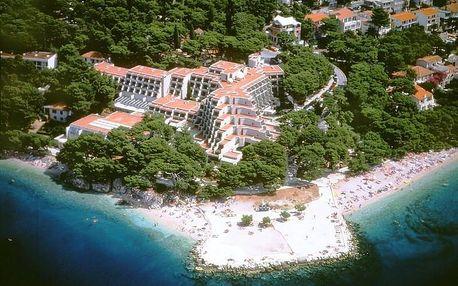 Chorvatsko - Brela na 2-4 dny