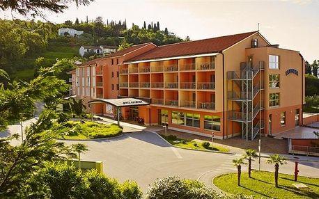 Slovinsko - Piran na 3-6 dnů