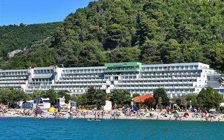 Chorvatsko - Rabac na 6 dnů, plná penze