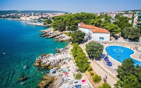 Chorvatsko - Krk na 2-6 dnů, polopenze