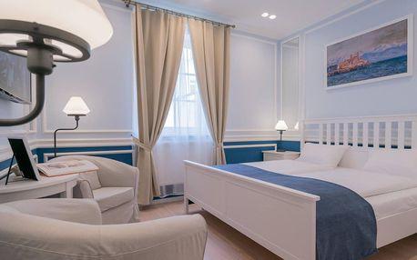 Elegantní apartmány přímo v centru Karlových Varů