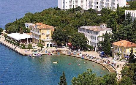 Chorvatsko - Krk na 6-31 dnů