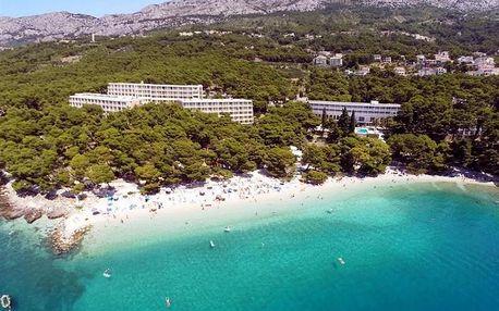 Chorvatsko - Brela na 4 dny