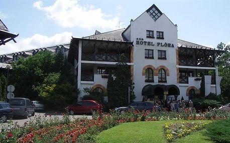 Maďarsko - Eger na 4-6 dnů, polopenze