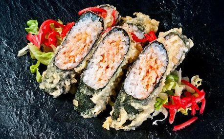 Sushi - rozmanité pochoutky