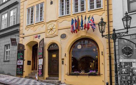 Romantika v srdci Prahy v Praze