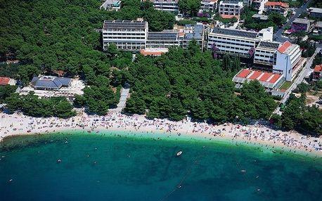 Chorvatsko - Makarska na 4 dny