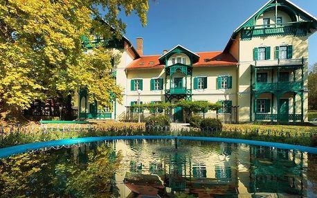 Slovinsko na 3 dny, polopenze