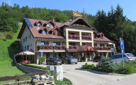 Hotel Fatra: Centrum Jánošíkova rodiště v obklopení hor