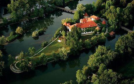 Slovinsko na 4 dny, snídaně v ceně