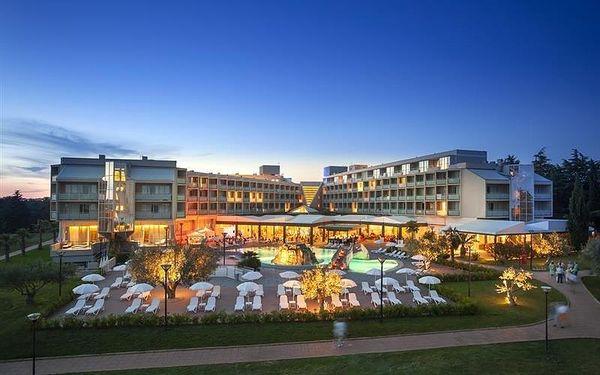 Hotel Aminess Maestral, Istrie, vlastní doprava, polopenze2