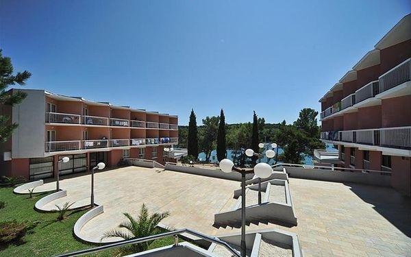 Hotel Centinera, Istrie, vlastní doprava, snídaně v ceně2