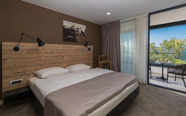 Hotel Esplanade, Kvarner, vlastní doprava, snídaně v ceně2