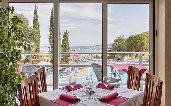 Hotel Mimosa +, Istrie, vlastní doprava, plná penze2