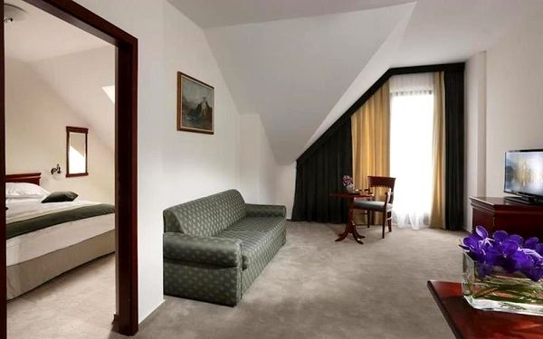 Hotel Kompas Bled, Slovinsko, vlastní doprava, snídaně v ceně2