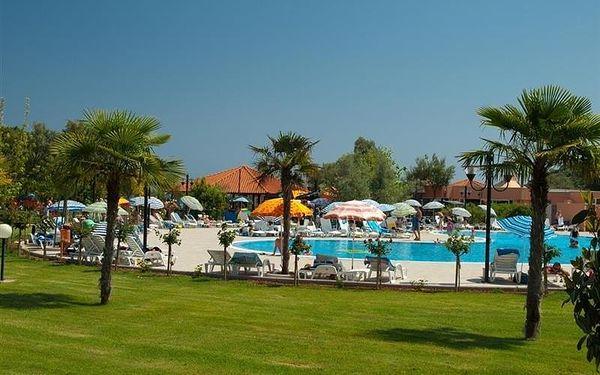 Hotel Hedera +, Istrie, vlastní doprava, plná penze2