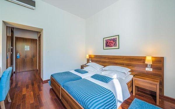 Bluesun Resort Velaris 4*, Chorvatsko, vlastní doprava, snídaně v ceně2