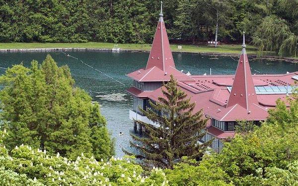 Danubius Health Spa Resort Hévíz, Maďarsko, vlastní doprava, polopenze2