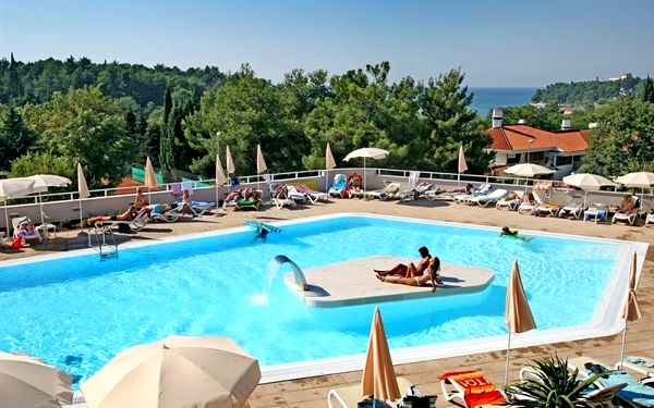 Hotel Laguna Albatros, Istrie, vlastní doprava, all inclusive2