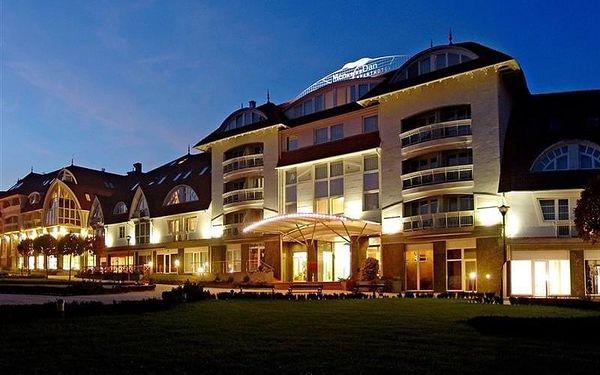 MenDan Spa & Wellness Hotel, Maďarsko, vlastní doprava, polopenze2