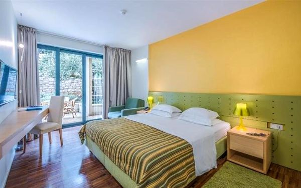 Bluesun Resort Velaris 4*, Chorvatsko, vlastní doprava, snídaně v ceně3