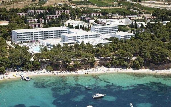 Bluesun Hotel Elaphusa, Chorvatsko, vlastní doprava, polopenze2