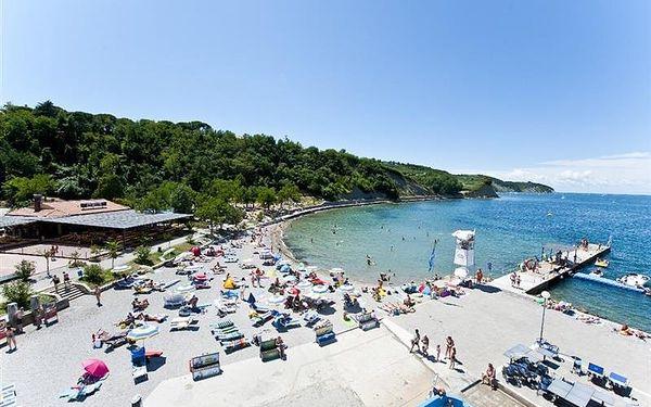 Vily Resort San Simon, Slovinsko, vlastní doprava, snídaně v ceně2