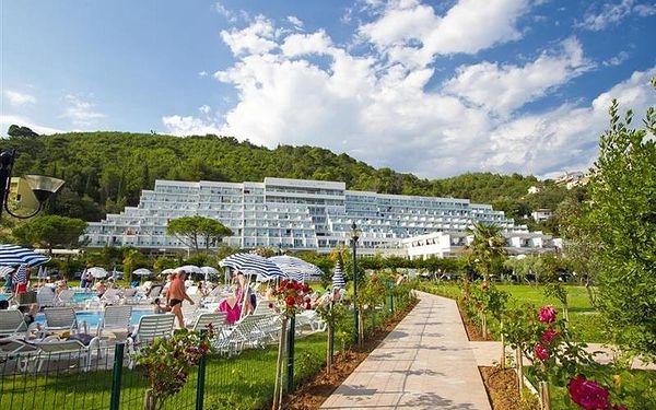 Hotel Mimosa, Istrie, vlastní doprava, polopenze4