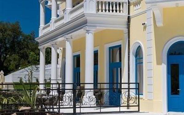 Hotel Esplanade, Kvarner, vlastní doprava, snídaně v ceně3