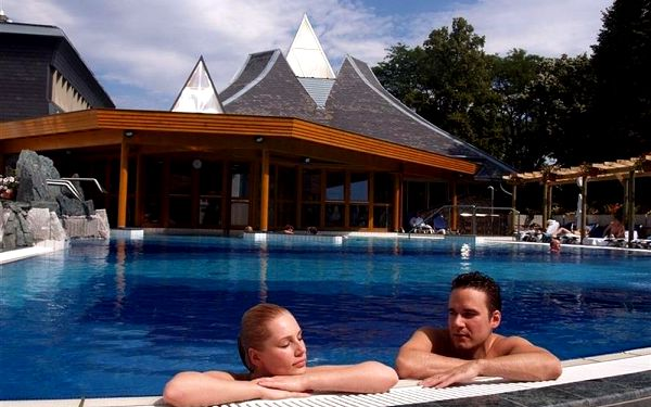 Danubius Health Spa Resort Hévíz, Maďarsko, vlastní doprava, polopenze3