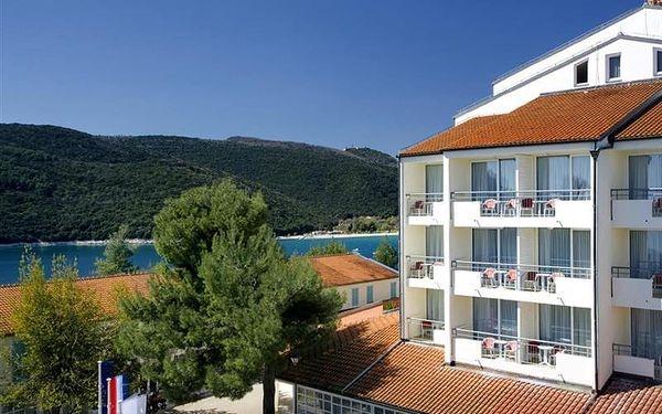 Hotel Allegro, Istrie, vlastní doprava, snídaně v ceně2