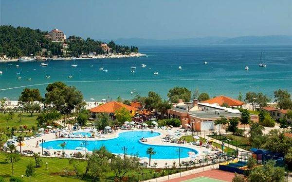 Hotel Hedera +, Istrie, vlastní doprava, plná penze3