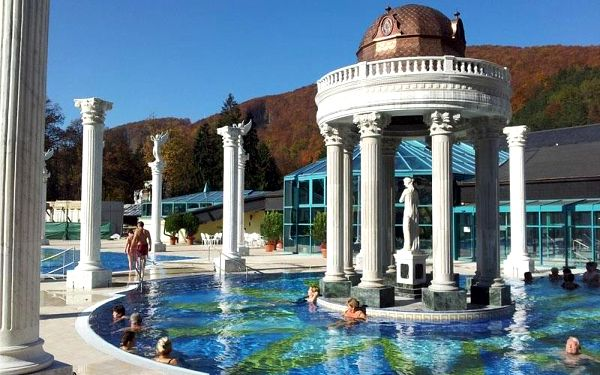 Hotel Aphrodite, Slovensko, vlastní doprava, plná penze5