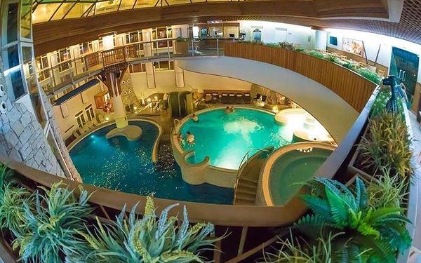 MenDan Spa & Wellness Hotel, Maďarsko, vlastní doprava, polopenze5