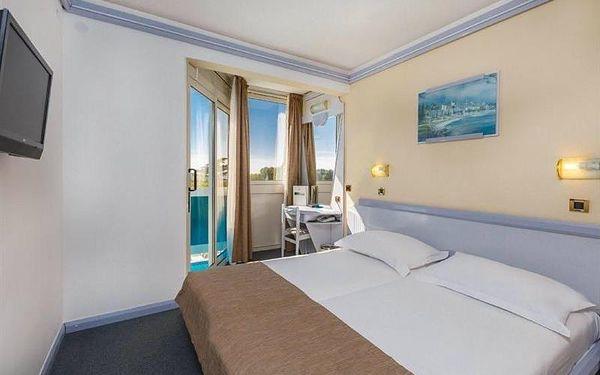 Hotel Plavi, Istrie, vlastní doprava, snídaně v ceně2